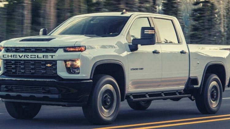 Best Tires for the Chevy Silverado 2500hd