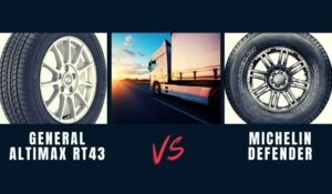 General Altimax Rt43 Vs Michelin Defender LTX M/S And T+H
